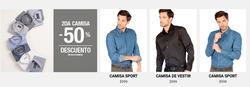 Ofertas de Camisa hombre  en el folleto de Macowens en Buenos Aires