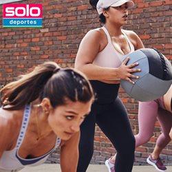 Catálogo Solo Deporte en San Justo (Buenos Aires) ( Más de un mes )