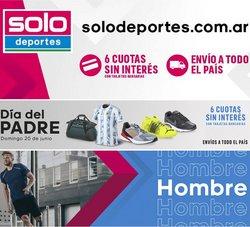 Ofertas de Solo Deporte en el catálogo de Solo Deporte ( 14 días más)