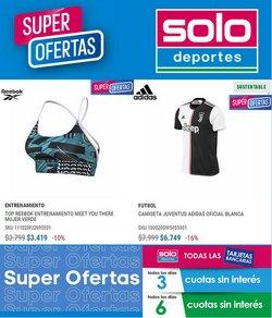 Ofertas de Deporte en el catálogo de Solo Deporte ( Publicado ayer)