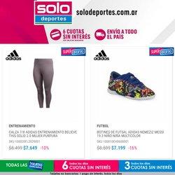 Catálogo Solo Deporte ( 9 días más)