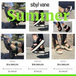 Ofertas de Sibyl Vane en el catálogo de Sibyl Vane ( 12 días más)