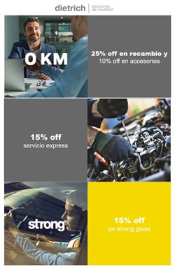 Ofertas de Autos, Motos y Repuestos en el catálogo de Dietrich en Buenos Aires ( 4 días más )