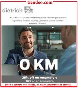 Ofertas de Dietrich en el catálogo de Dietrich ( Vencido)