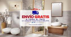 Ofertas de Jardín y bricolaje  en el folleto de Todo Grifería en Buenos Aires