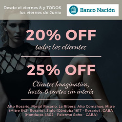 Ofertas de The Bag Belt  en el folleto de Rosario