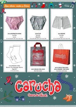 Ofertas de Ropa interior masculina en el folleto de Carucha en Paraná 54e5c109545b