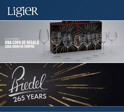 Catálogo Vinoteca Ligier ( Vencido)