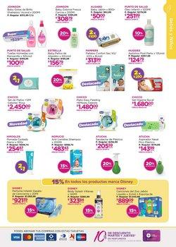 Ofertas de Chicco en el catálogo de Punto de Salud ( Vence mañana)