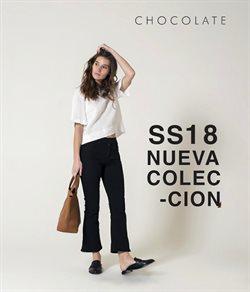 Ofertas de Chocolate Moda  en el folleto de Buenos Aires