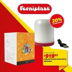 Ofertas de Ferniplast en el catálogo de Ferniplast ( 5 días más)