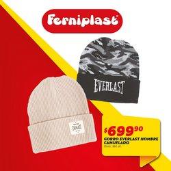 Ofertas de Ferniplast en el catálogo de Ferniplast ( Publicado ayer)