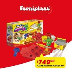 Ofertas de Hiper-Supermercados en el catálogo de Ferniplast ( Publicado hoy)