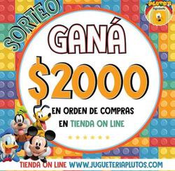 Ofertas de Jugueteria Pluto's  en el folleto de Córdoba