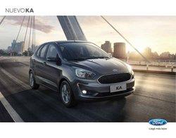 Catálogo Ford en Caleta Olivia ( Más de un mes )