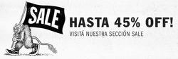 Ofertas de Vans  en el folleto de Bahía Blanca