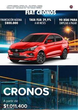 Catálogo Fiat en San Martín ( Más de un mes )