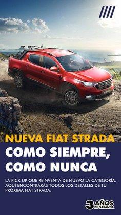 Ofertas de Autos, Motos y Repuestos en el catálogo de Fiat ( Más de un mes)