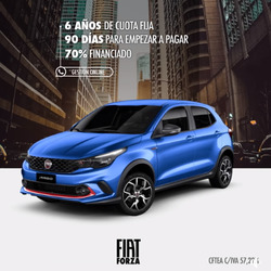 Cupón Fiat en Berazategui ( Caduca mañana )