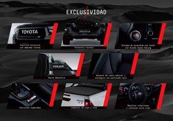 Ofertas de Parrilla en Toyota