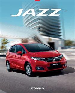 Ofertas de Autos, motos y repuestos  en el folleto de Honda en Microcentro