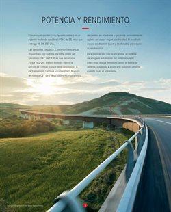 Ofertas de Motor  en el folleto de Honda en Villa Bosch