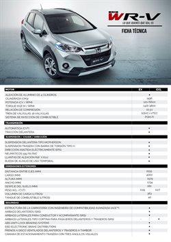 Catálogo Honda en Formosa ( 4 días más )