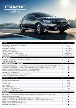 Catálogo Honda en Banfield ( Más de un mes )