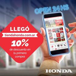 Ofertas de Honda  en el folleto de Buenos Aires