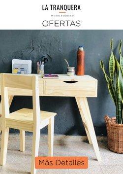 Ofertas de La Tranquera Muebles en el catálogo de La Tranquera Muebles ( Publicado hoy)