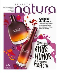 Ofertas de Perfumería y Maquillaje en el catálogo de Natura en Villa Devoto ( 26 días más )