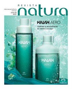 Catálogo Natura ( Caduca mañana )