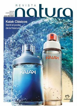 Catálogo Natura ( Más de un mes)