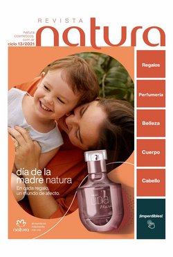 Ofertas de Perfumería y Maquillaje en el catálogo de Natura ( 15 días más)