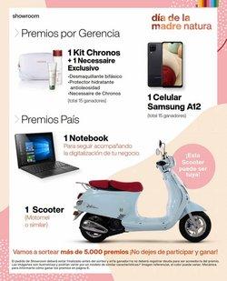 Ofertas de Samsung en el catálogo de Natura ( 11 días más)