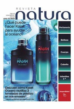 Ofertas de Perfumería y Maquillaje en el catálogo de Natura ( Más de un mes)