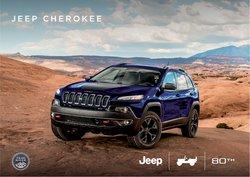 Ofertas de Jeep en el catálogo de Jeep ( Más de un mes)