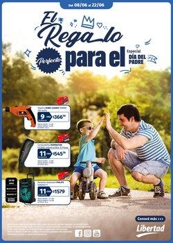 Catálogo Hipermercado Libertad ( 4 días más)