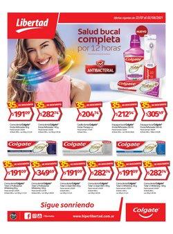 Ofertas de Hiper-Supermercados en el catálogo de Hipermercado Libertad ( Publicado ayer)