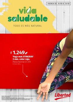 Ofertas de Hiper-Supermercados en el catálogo de Hiper Libertad ( Publicado hoy)