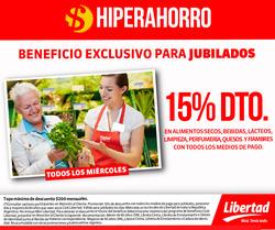 Ofertas de Supermercados Libertad  en el folleto de Córdoba