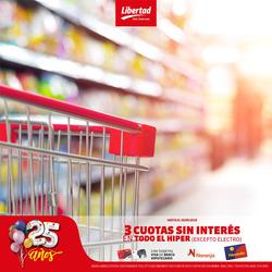 Ofertas de Hipermercado Libertad  en el folleto de Córdoba