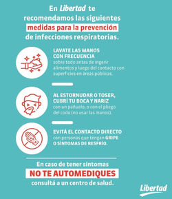 Cupón Hipermercado Libertad en Yerba Buena (Tucumán) ( 2 días más )