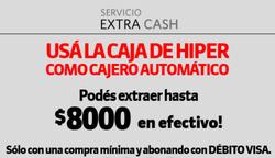 Cupón Hipermercado Libertad en Rafaela ( 3 días más )