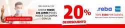 Cupón Hipermercado Libertad en Godoy Cruz ( 10 días más )
