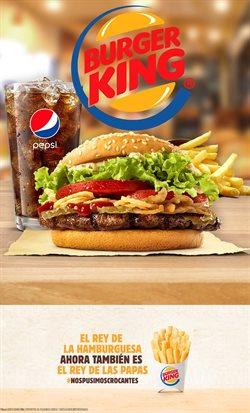 Catálogo Burger King en Yerba Buena (Tucumán) ( Caducado )