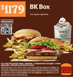 Ofertas de Mc Cain en Burger King