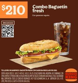 Ofertas de Córdoba en Burger King