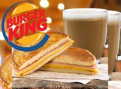 Catálogo Burger King ( 12 días más)