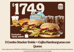 Catálogo Burger King ( 6 días más)